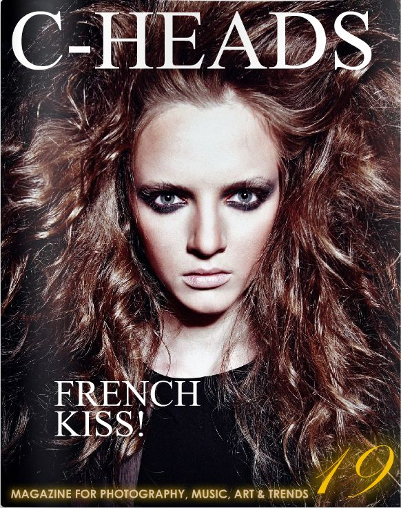 C-HEADS Magazine 19th Cover
