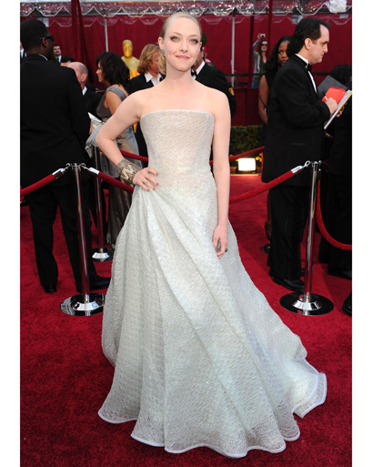 82nd Annual Academy Awards 2010 – Best Dressed – The Style Senders