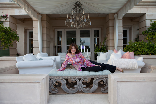 Bravo's TRHWOBH – Lisa Vanderpump's Pinky Estate!   The ...