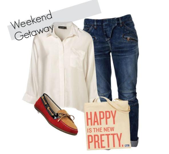 Weekend Getaway Style