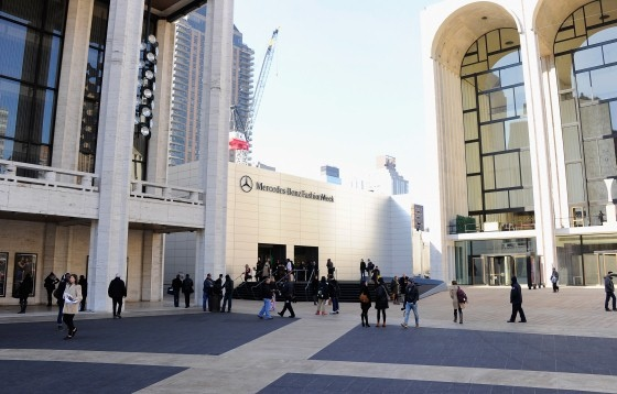 Welcome to Mercedes Benz Fashion Week New York – Spring2013