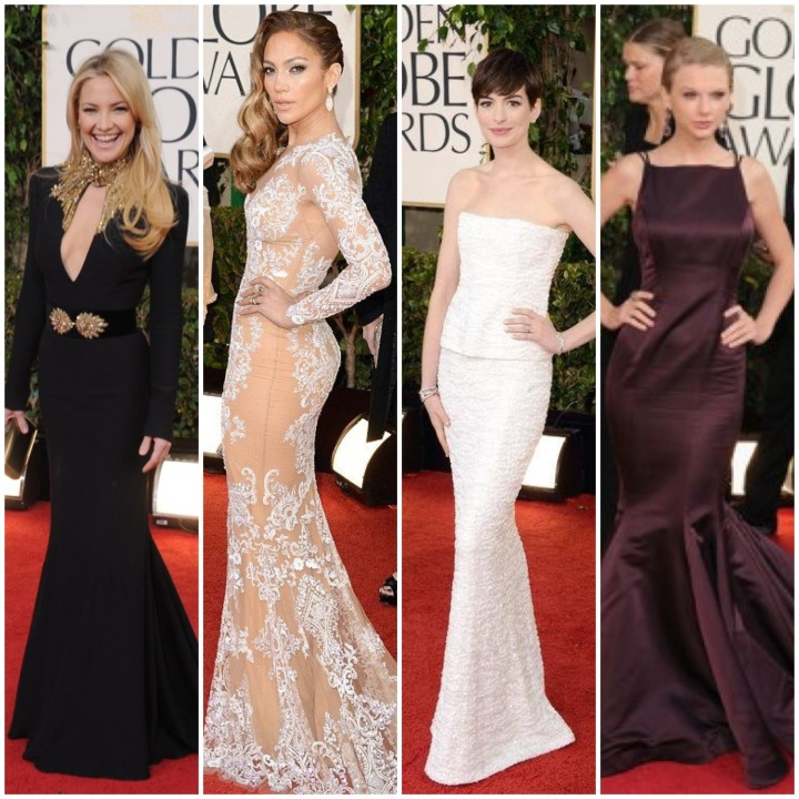 The Golden Globes – SS's Best Dressed List