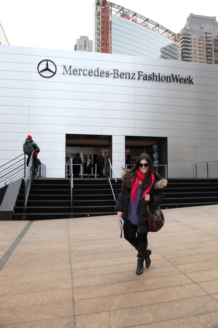MBFW Fall 2013 – Having A Ball For Fall!