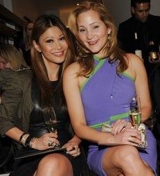 Frances Rivera & Linette Semino