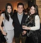 Rebecca Chakins, Dylan Fairchild, Lauren Matina