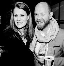 Anne Vincent & Daniel Wingate