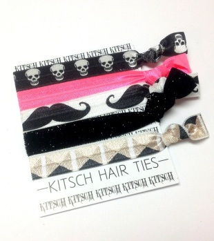 MY KITSCH - The Roxy Hair Tie Set