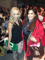 With Olympic Gymnast Nastia Liukin