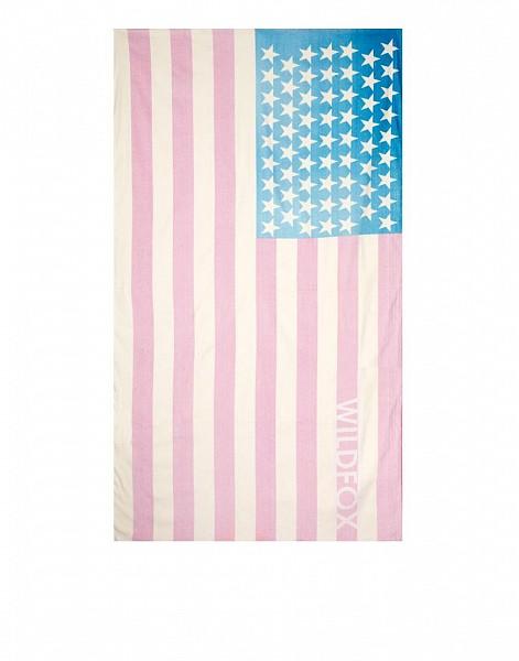 Wild Fox Stars And Stripes Towel