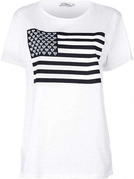 KITSUNE 'Hearts Revolution; t-shirt $63.03