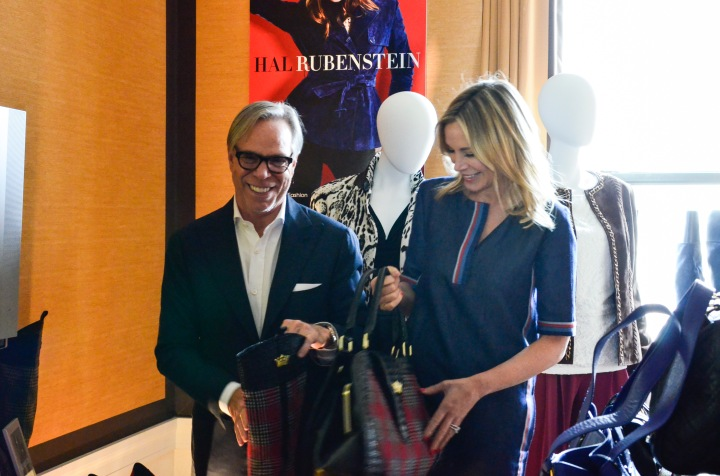 MBFW SS2014: HSN STYLE SUITE with DEEHILFIGER
