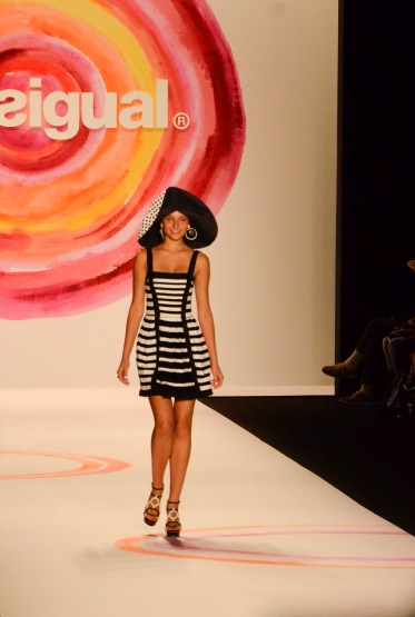 The Style Senders - Desigual Spring 2014
