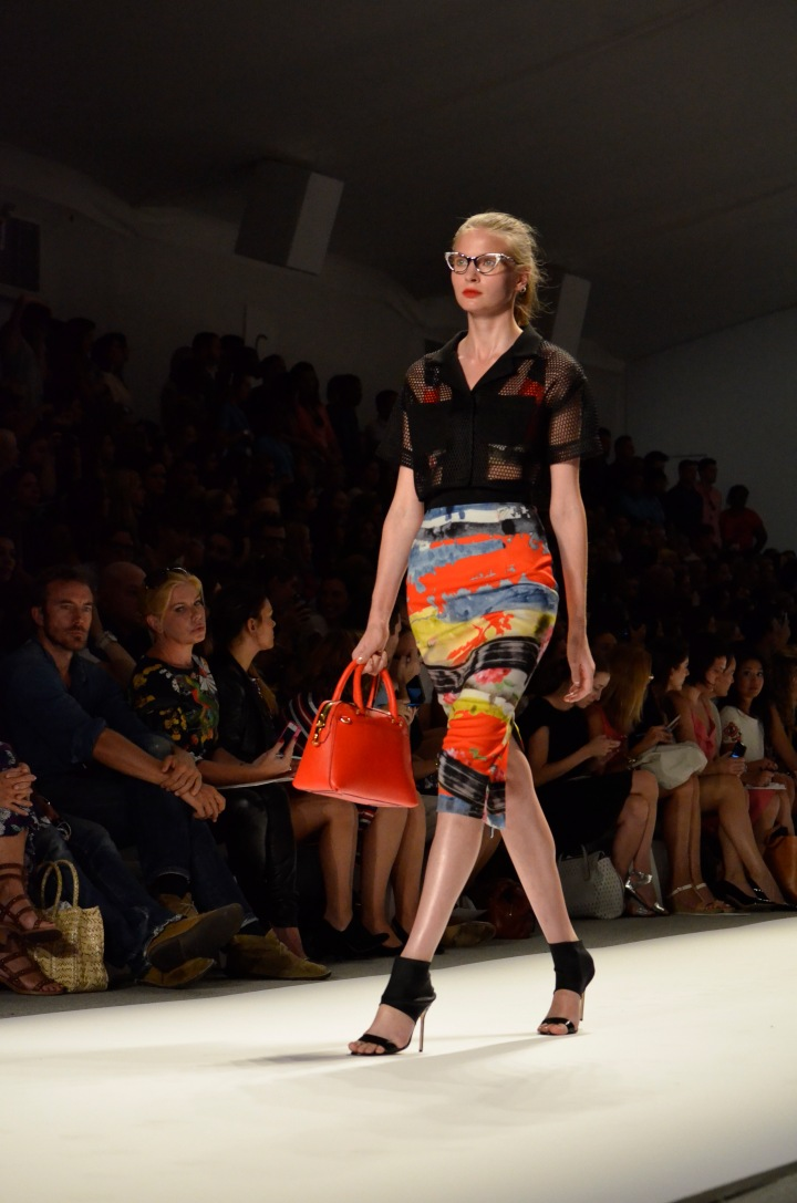 MBFW SS2014: Milly By MichelleSmith