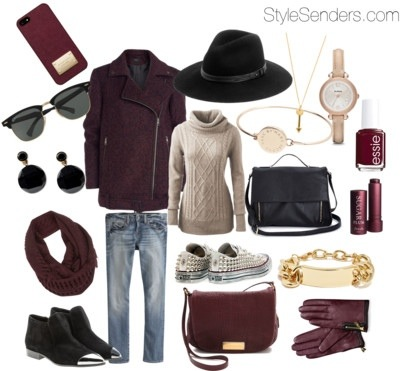 Trend Report: Hints Of Oxblood
