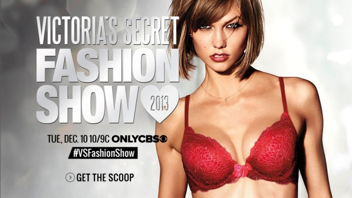 VICTORIA'S SECRET FASHION SHOW 2013!! WILL YOU BE WATCHING?