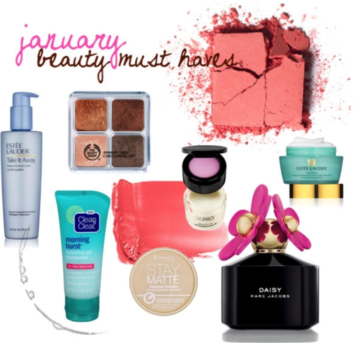 JANUARY BEAUTY MUSTHAVES!