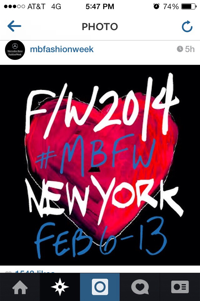 MBFW FW14 – NEW SEASON, NEW CHANGES!