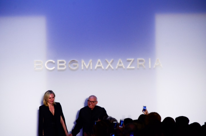 MBFW F/W14 – BCBG MAX AZRIA: 25 YEARS IN THE MAKING