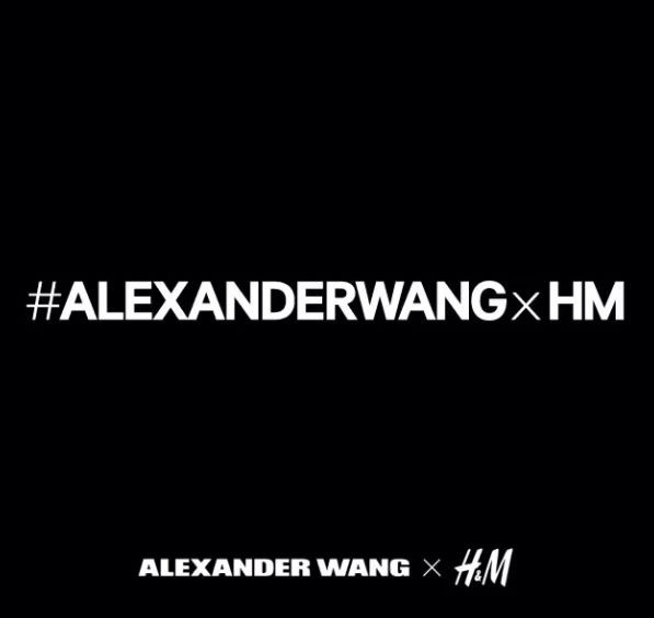 ALEXANDER WANG x H&M – This Is Really Happening!!