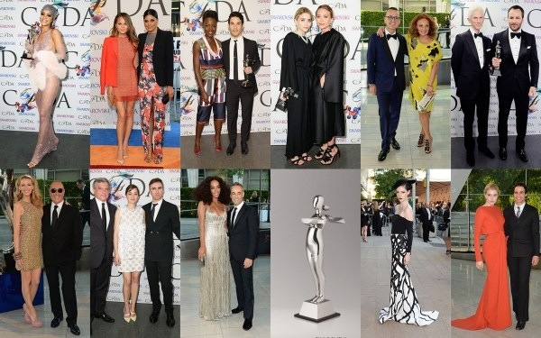 CFDA AWARDS 2014 –  On The Red Carpet