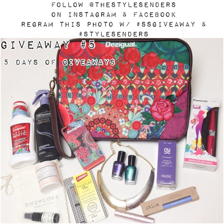 CONTEST- #5 of June's 5 Days of Giveaways!!