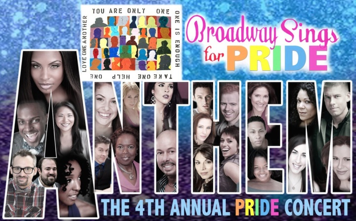 EVENT: BROADWAY SINGS FOR PRIDE
