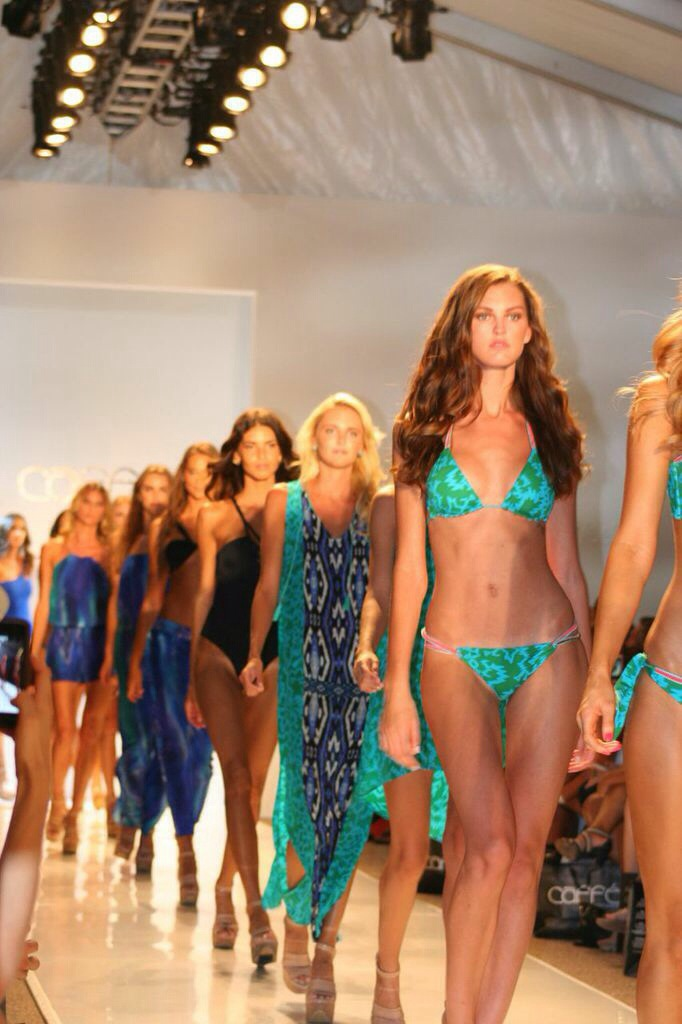 MBFW-SWIM '15 – CAFFÉ SWIMWEAR