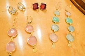 Ann Dexter-Jones Earrings