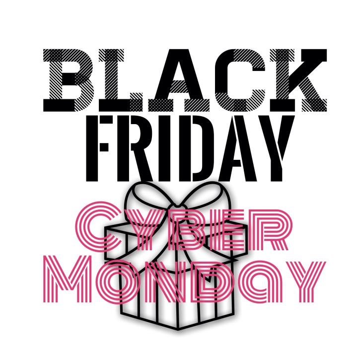 BLACK FRIDAY & CYBER MONDAY SPECIALS YOU'LL LOVE!
