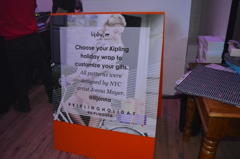 Kipling Holiday Party 2014 3