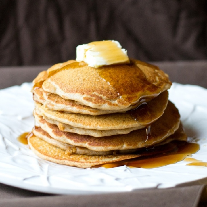 My Favorite Wheat Free & Gluten Free Pancake Recipe!