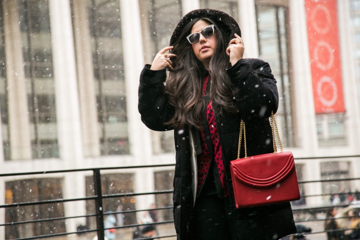 MBFW-NY FW15- Dara's Sent Style Day No.3 – Valentine's Day In The Snow!