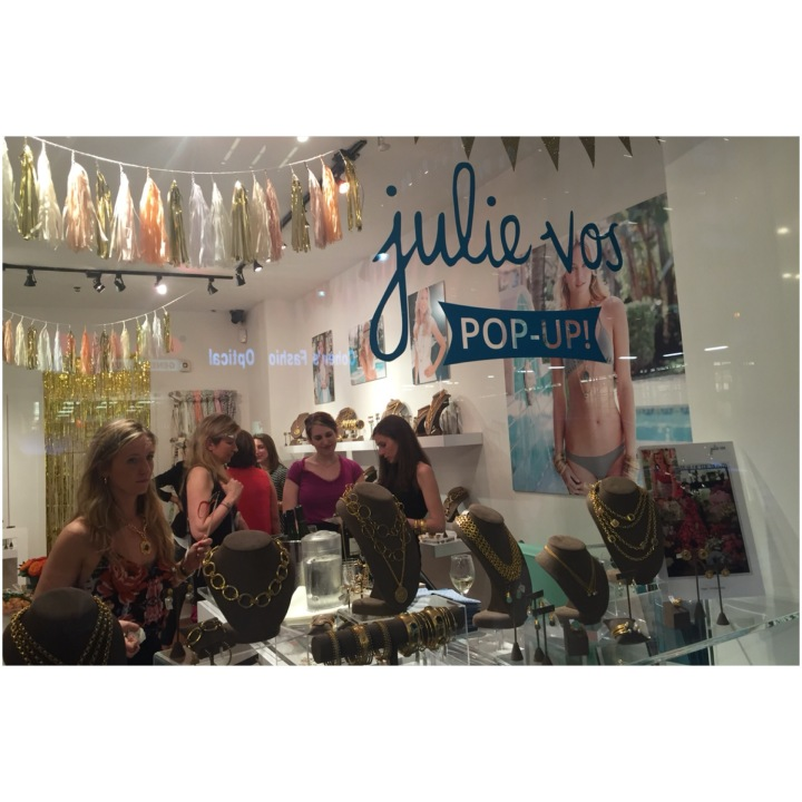 JULIE VOS NYC POP-UP