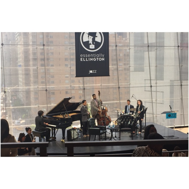 Essentially Ellington's 20th Anniversary Luncheon – Jazz at Lincoln Center.