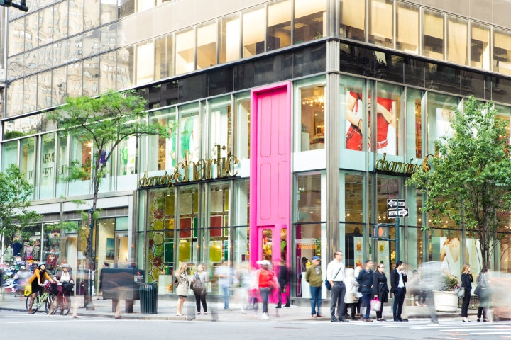 CHARMING CHARLIE UNVEILS FIRST NEW YORK CITYFLAGSHIP