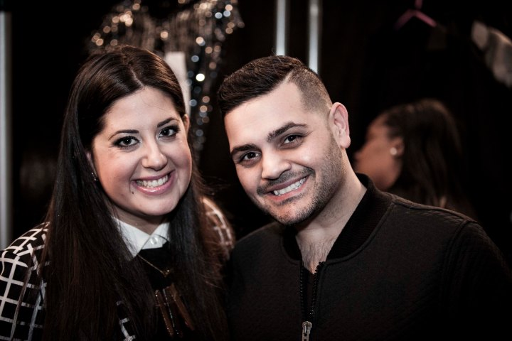 MBFW-NY F15: MICHAEL COSTELLO