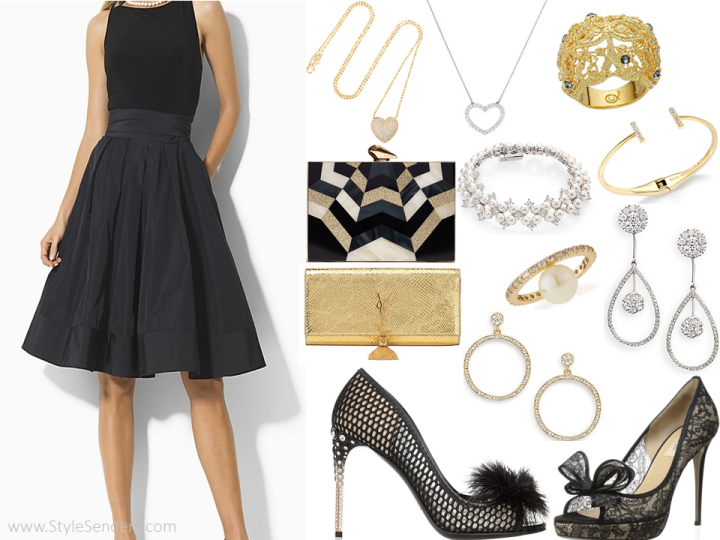 WEEKLY WEARS – Little Black Dress – Wedding Season