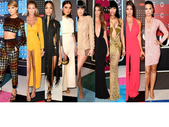 BEST DRESSED  – 2015 MTV VIDEO MUSIC AWARDS