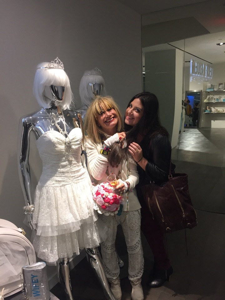 I Do Betsey Blue – Betsey Johnson Bridal Preview