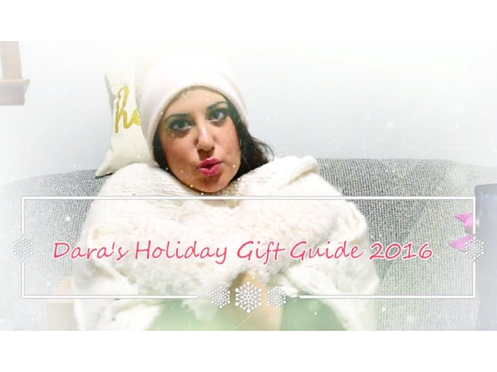 Dara's Holiday Gift Guide 2015