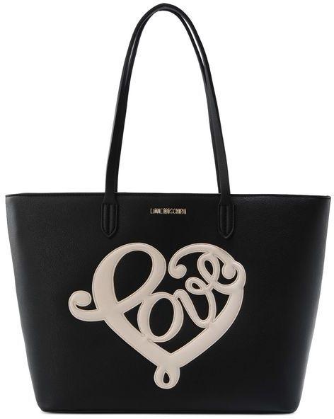 Moschino Love Moschino Large Fabric Bag