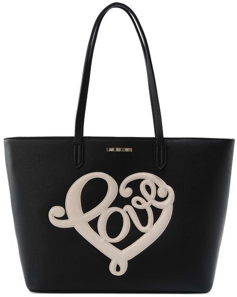 Moschino Love Moschino Large Fabric Bag
