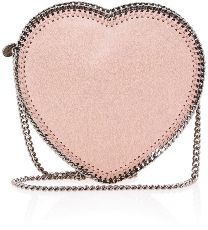 Stella McCartney - Falabella Heart Cross Body Bag