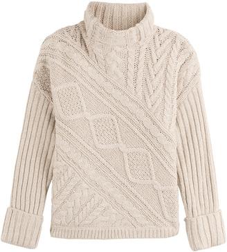 Polo Ralph Lauren Wool-Alpaca Pullover