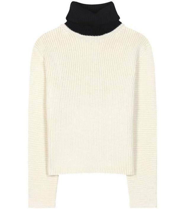 Acne Studios Bryn wool turtleneck sweater