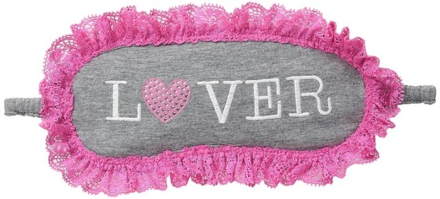 P.J. Salvage Giftables Lover Eye Mask