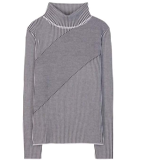 Carven Wool turtleneck sweater
