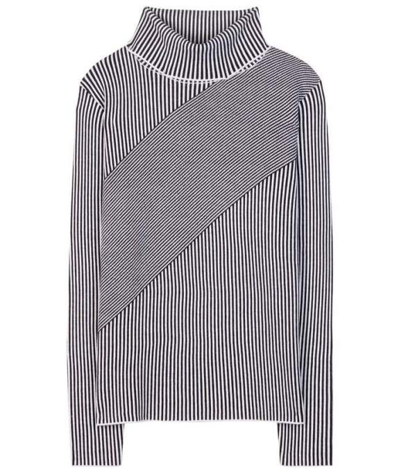 Carven Wool turtleneck sweater