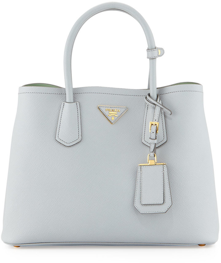 Prada Saffiano Cuir Small Shoulder Bag