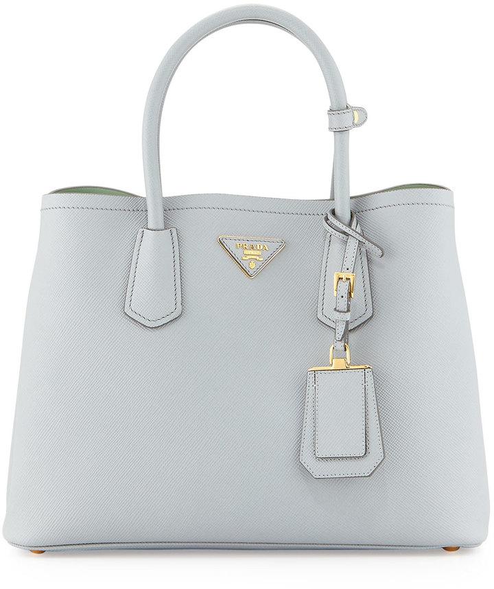 Prada Saffiano Cuir Small Shoulder Bag